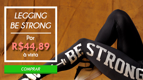 Legging Be Strong - LE