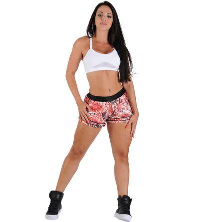 atacado-fitness-short
