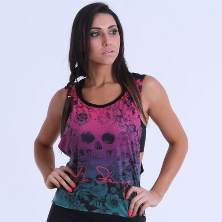 camiseta-fitness-decotada-pink-twister