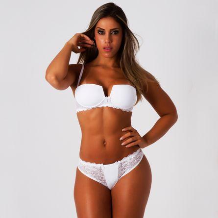 conjunto-lingerie-decote-em-v-branco