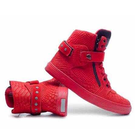 Tenis-Hardcorefootwear-Cam-Snake-Red