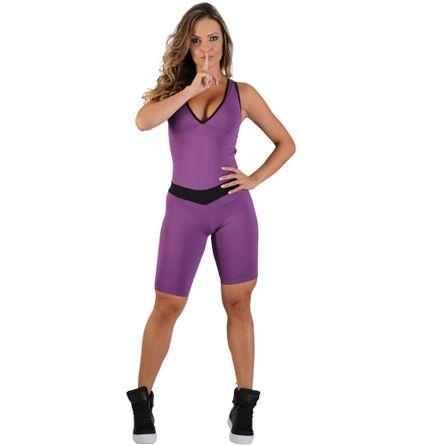 Macaquinho-Fitness-Curto-Bicolor
