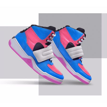 Tenis-Marcos-Mion-Nobuck-Royal-com-Pink