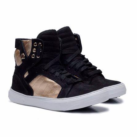 Tenis-Hardcorefootwear-Nobuck-Gold