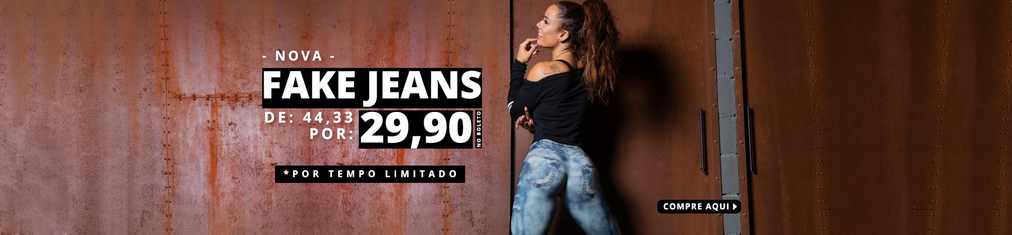 banner nova fake jeans