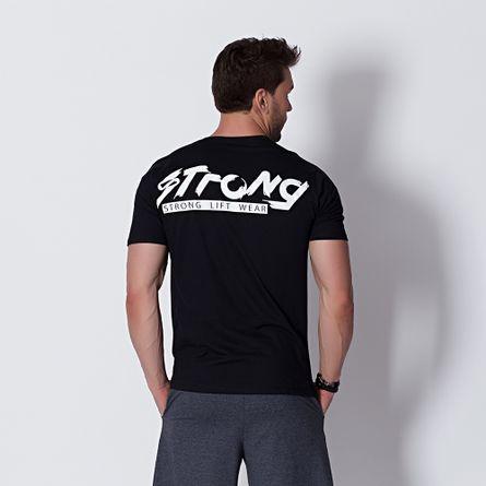 Camiseta-Fitness-T-Shirt-Strong-