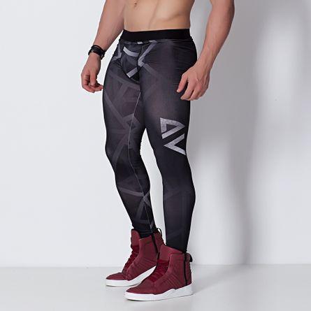 Legging-Fitness-Sublimada-Masculina-Delta-V-Teia