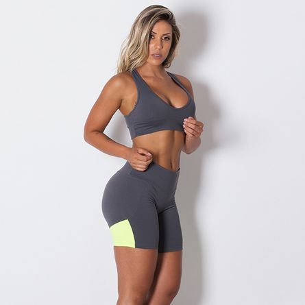 Short-Fitness-Two-Color