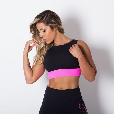 Top-Cropped-Fitness-Colorful-