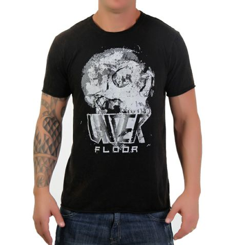 T-shirt-Caveira-Trash-Lav-Preta-176