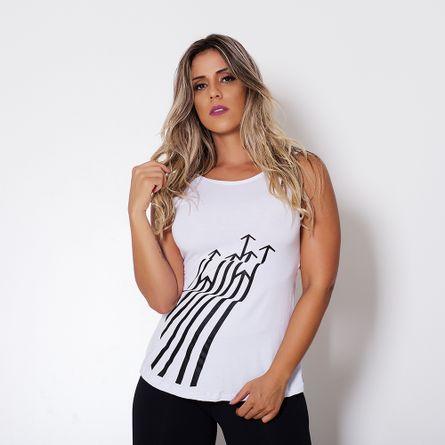 Camiseta-Fitness-Arrow-Black-