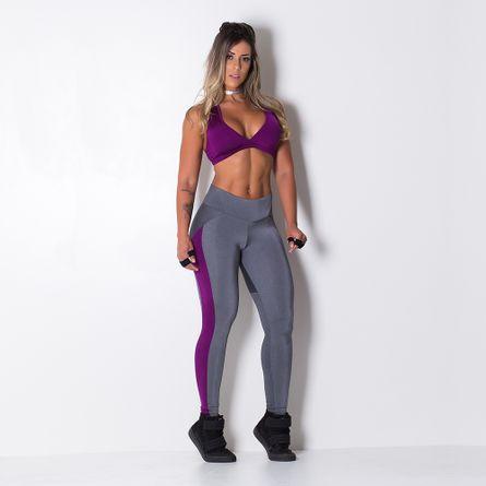 Legging-Fitness-Shine-Texture