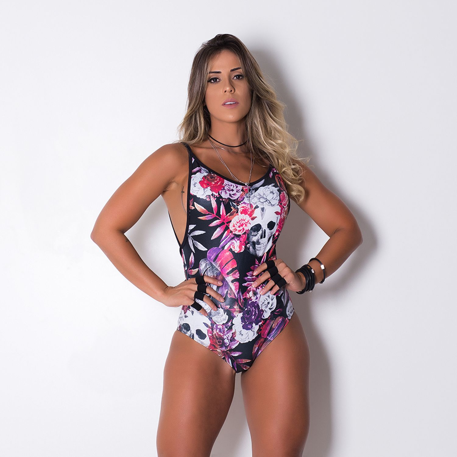 Body feminino Cirrê Back