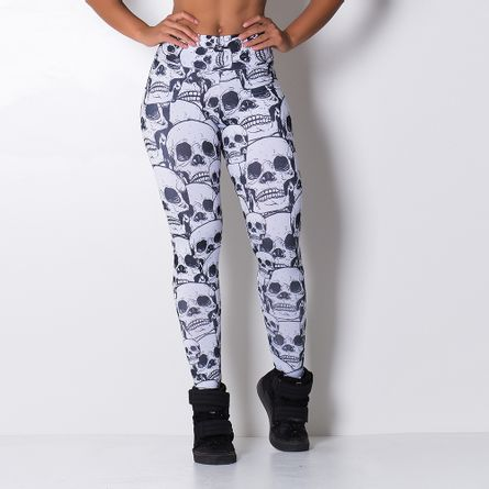 Legging-Fitness-Sublimada-White-