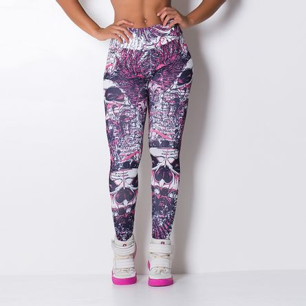 Legging-Fitness-Sublimada-Written