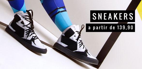 Sneakers a partir de R$ 139,90