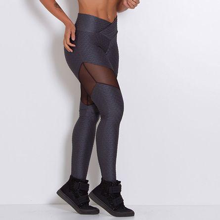 Legging-Fitness-Textura-Tule-