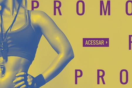 Compre roupa de academia em promoção