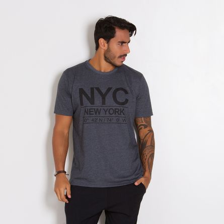 Camiseta-Masculina-Nyc-New-York-