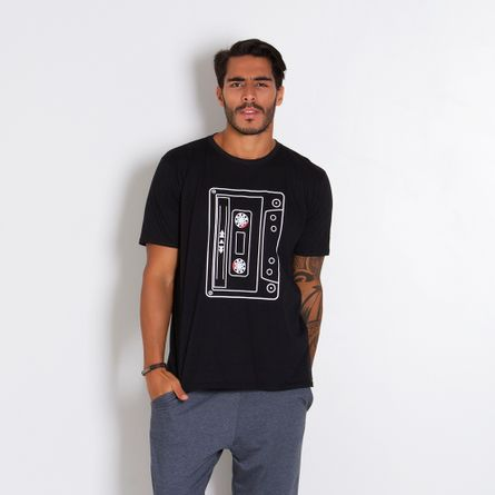 Camiseta-Masculina-Fita-Cassete-