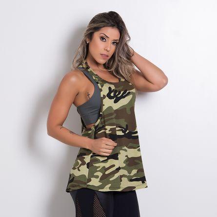 Camiseta-Fitness-Cava-Camuflada-