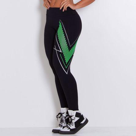 Legging-Fitness-Silver-Ray-