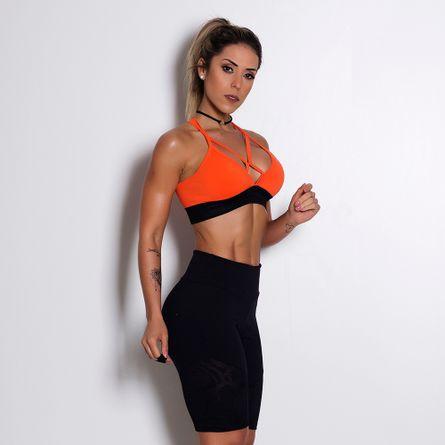 Bermuda-Fitness-Poliamida-Renda-
