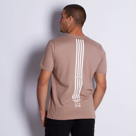 Camiseta-Masculina-New-York-Brown