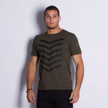 Camiseta-Masculina-Style-Musgo