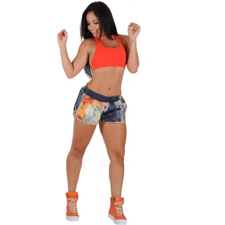 atacado-fitness-short