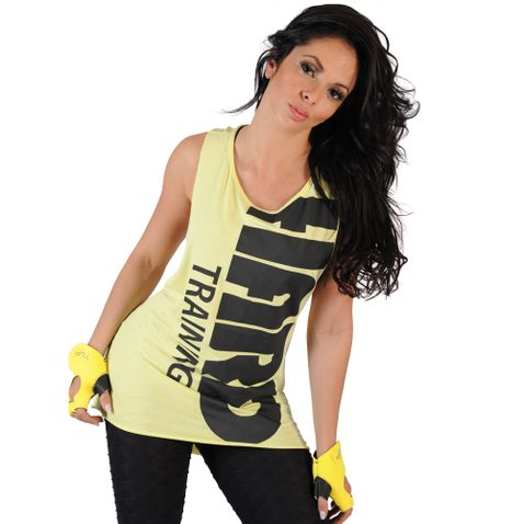 camiseta-fitness-hard-training-amarelo