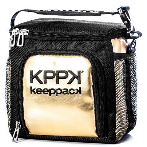 Bolsa-termica-keeppack-mid-silver-dourado