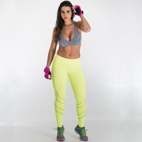 legging-fitness-power-elite-pro-amarelo