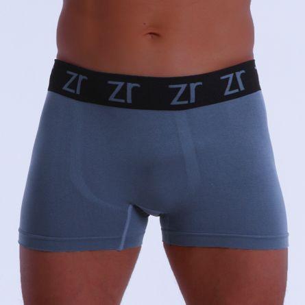 Cueca-Boxer-sem-Costura-Personal-Azul