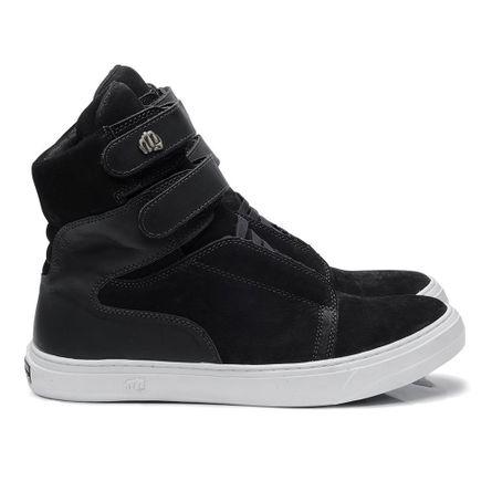 Tenis-Hardcorefootwear-Nobuck-Black