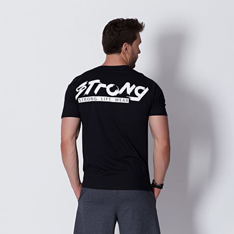 Camiseta-Fitness-T-Shirt-Strong-