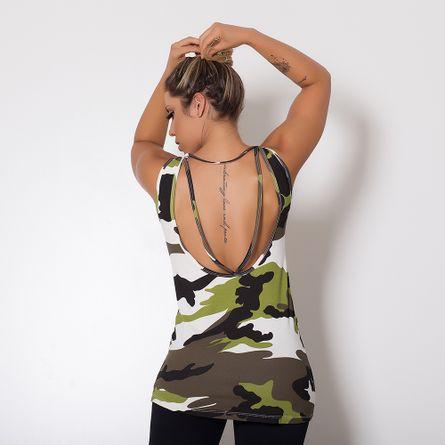 Camiseta-Fitness-Triangle-Lines-