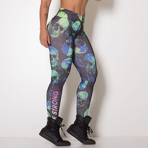 Legging-Fitness-Sublimada-Neon