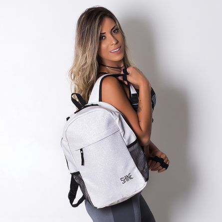 Mochila-Fitness-Shine-Cream