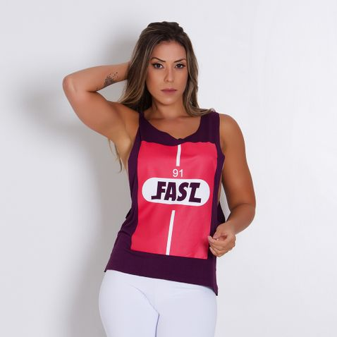 Camiseta-Fitness-Cava-Larga-Fast-