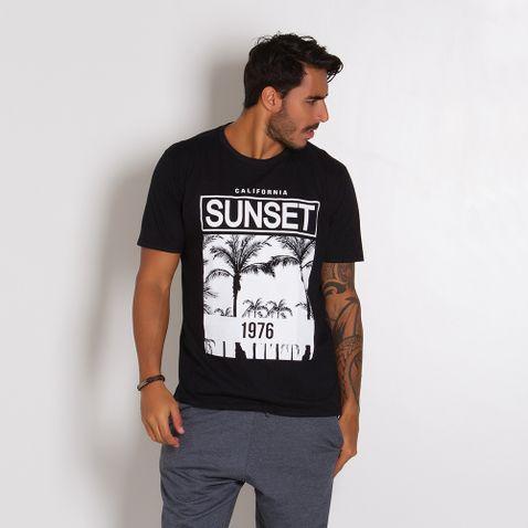 Camiseta-Masculina-California-Sunset-