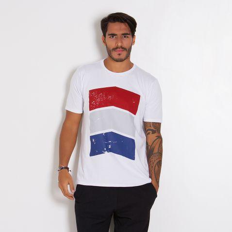 Camiseta-Masculina-Setas-