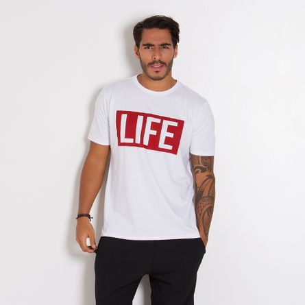 Camiseta-Masculina-Life
