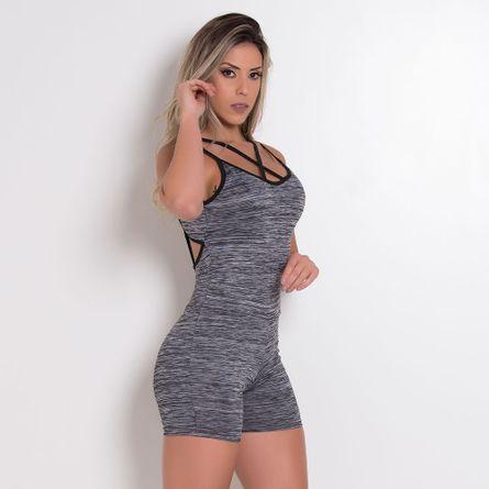 Macaquinho-Fitness-Mescla-Stripes
