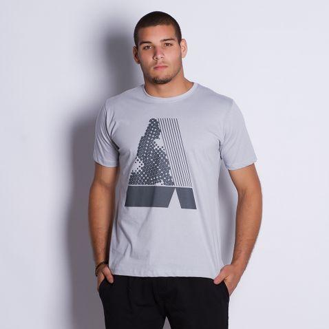Camiseta-Masculina-Triangulo-Gray-