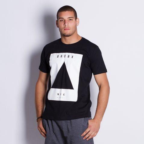 Camiseta-Masculina-Bronx-Black