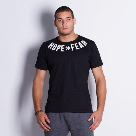 Camiseta-Masculina-Hope-Black