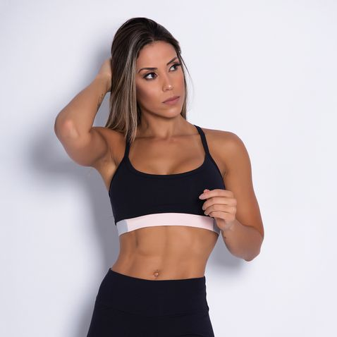 Top-Fitness-Poliamida-Black