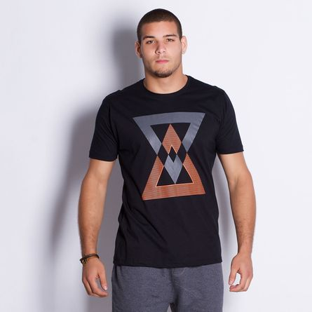 Camiseta-Masculina-Two-Triangles