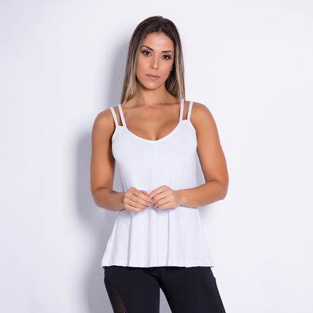 Camiseta-Fitness-Viscolycra-White